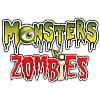 COBI Monsters vs Zombies